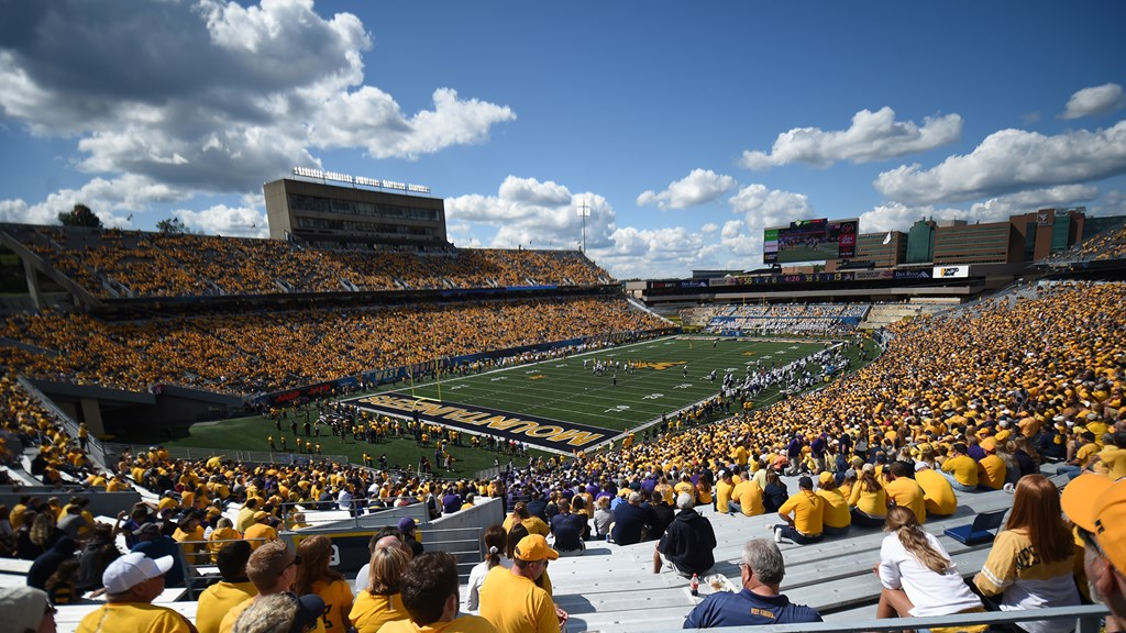 2018 Football Schedule Released West Virginia University Athletics