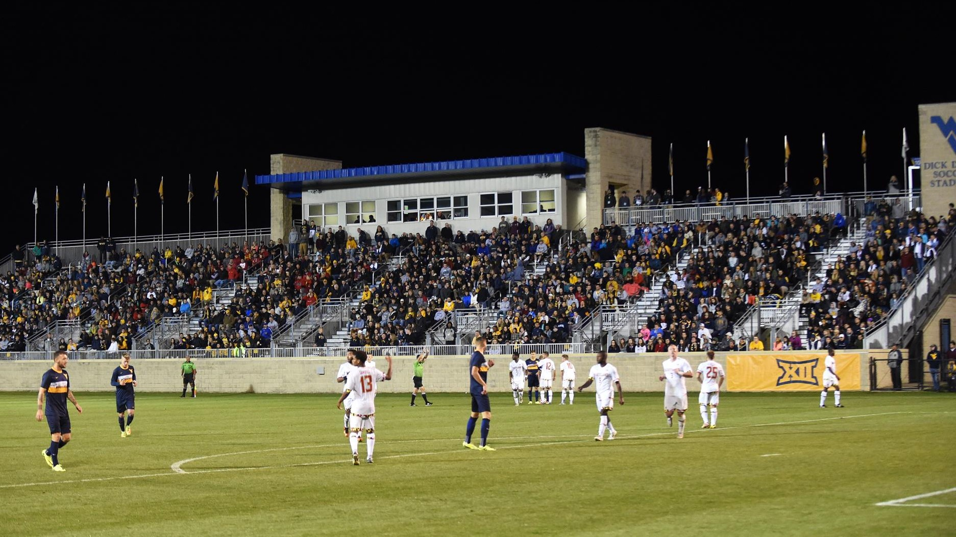 18945b9f0 Men's Soccer To Hold Walk-On Tryouts - West Virginia University ...