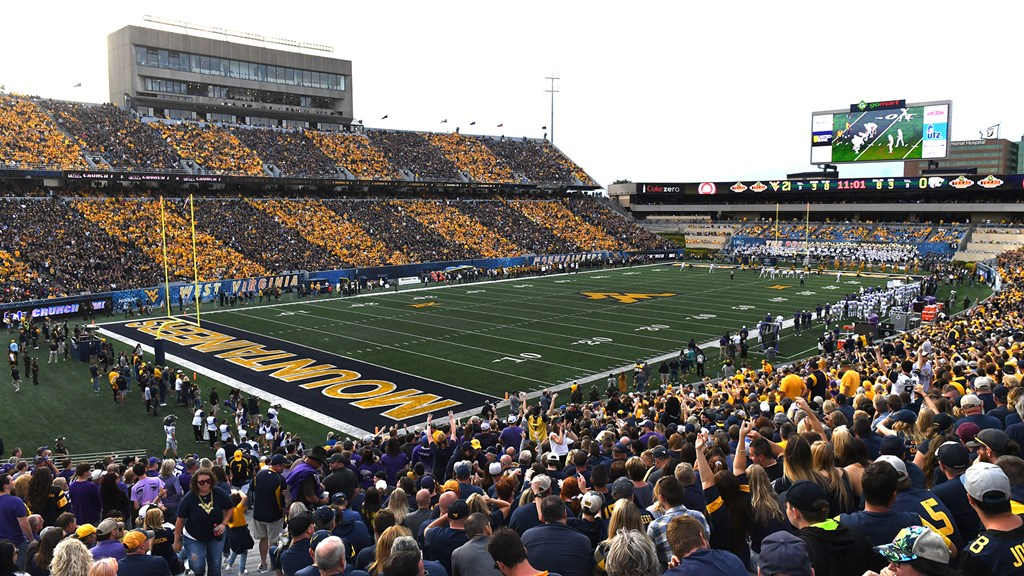 2019 Football Schedule Released West Virginia University Athletics