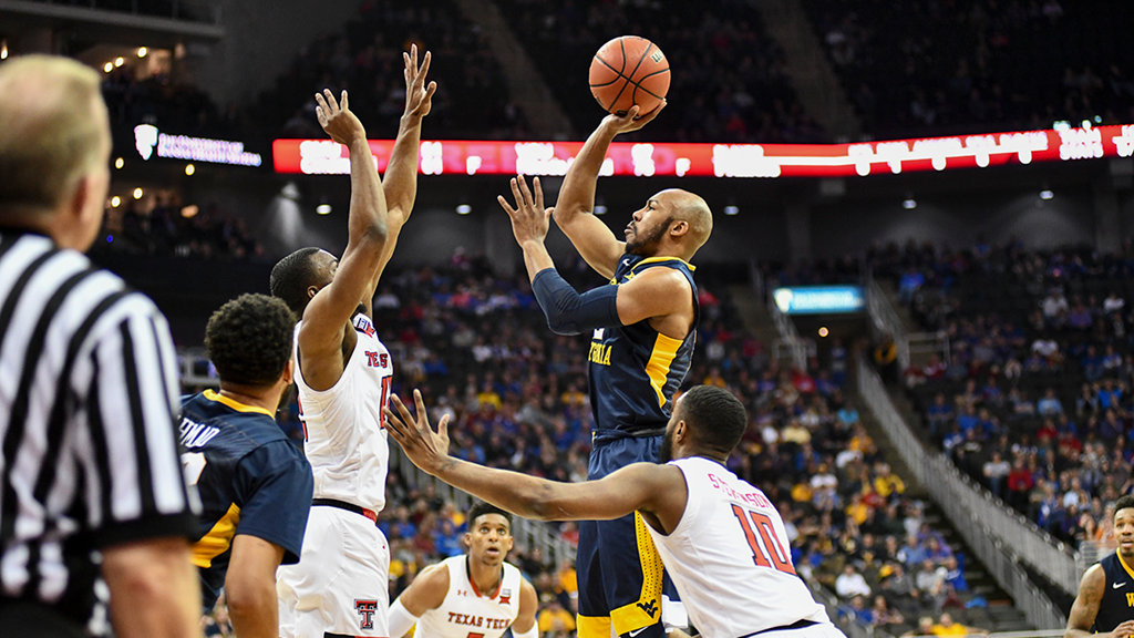Carter Named to John Wooden All-American Team - West Virginia ... 0d44447b5