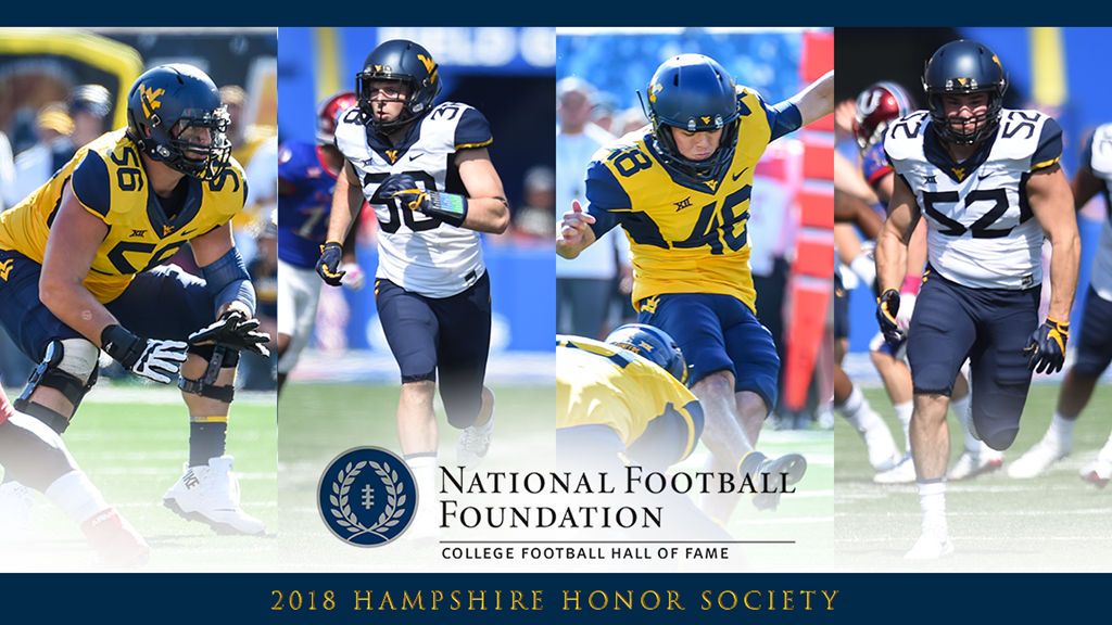 Four Players Named To Hampshire Honor Society West