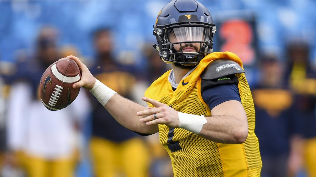 Campus Connection  What to Expect in Year Two of Will Grier - West ... 2b436eee3
