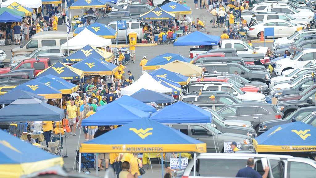 Football Parking Passes Now Available - West Virginia ...