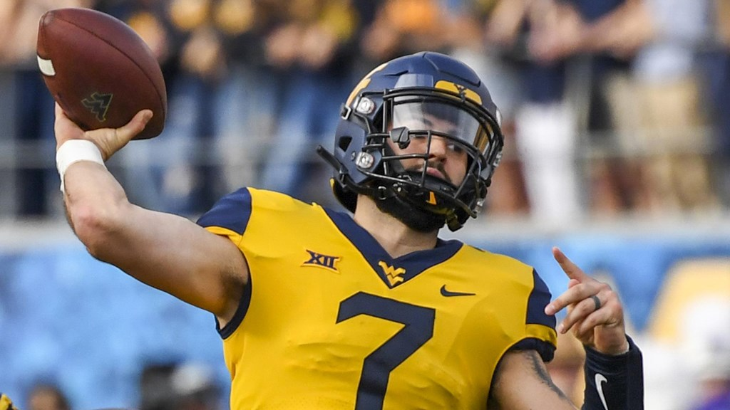 Grier to Focus on NFL Draft Preparation - West Virginia University ... d7a753746