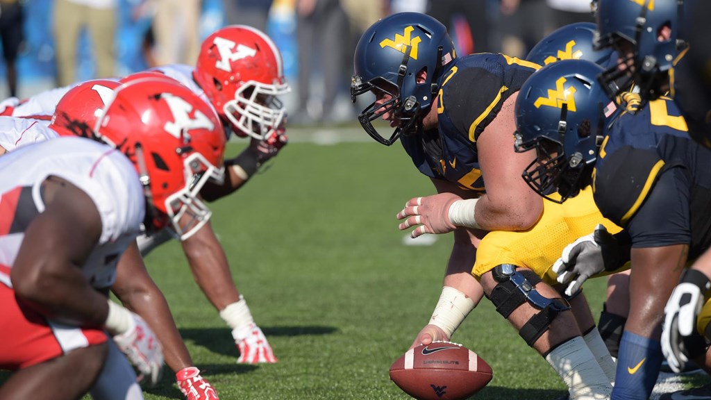 Youngstown State Game Information - West Virginia University