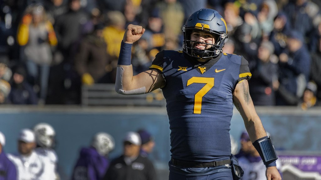 Will Grier Selected as the 2018 Senior CLASS Award Winner for FBS Football 809738161
