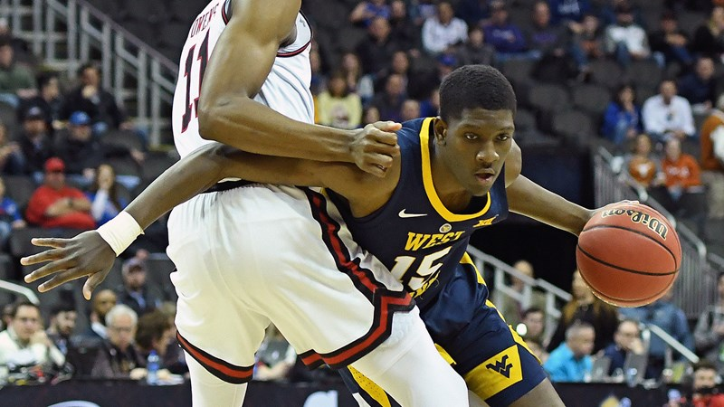e74c3b826c Mountaineers Play For Title Game Spot Tonight - West Virginia University  Athletics