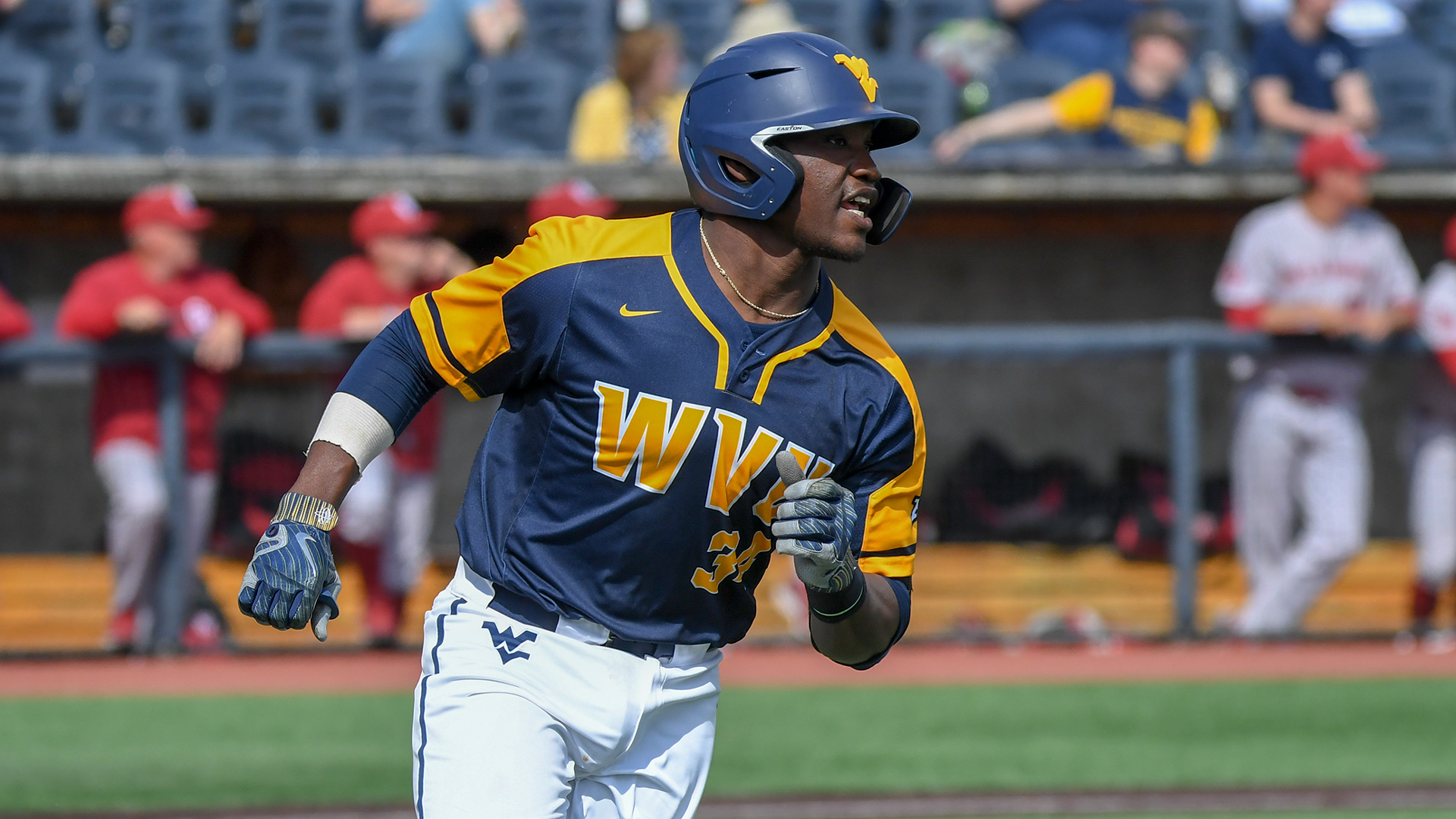 fc721d15d5a70 WVU Downs No. 19 Oklahoma to Even Series - West Virginia University ...