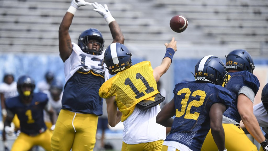 Brown Gives Nod to Defense During Saturday's Scrimmage - West