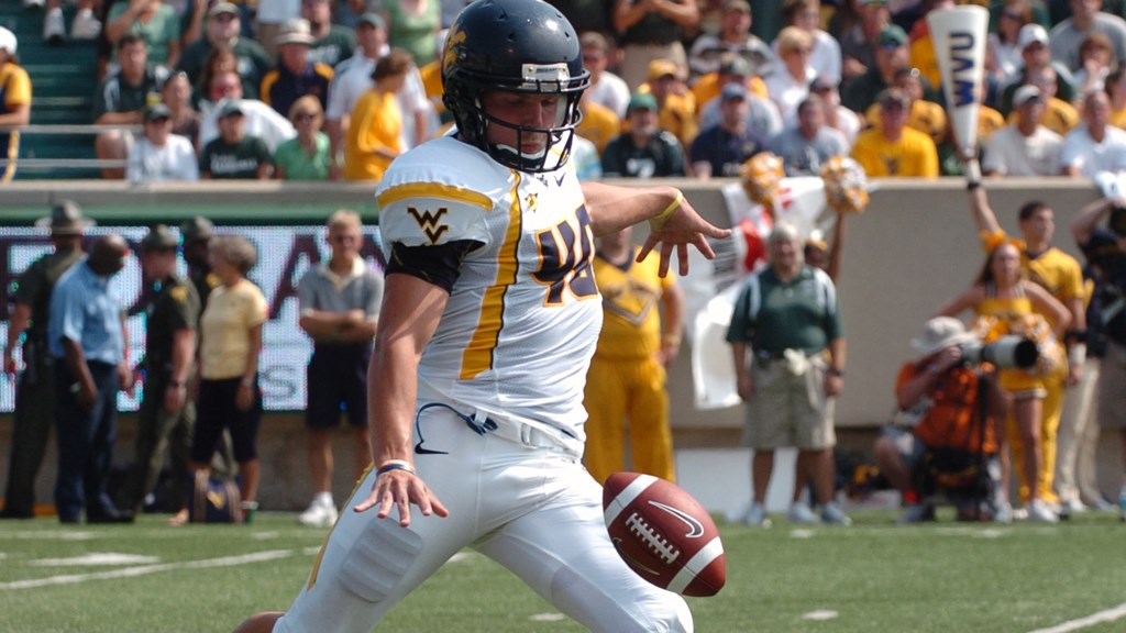 Wvu S Mcafee Nfl S Top Punter Of The Last Decade According To Pff West Virginia University Athletics
